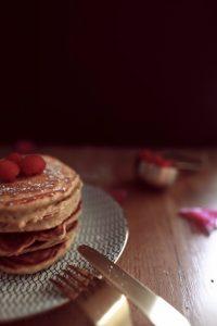 Pancake + banane